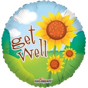 Get well sunflowers bestellen of bezorgen online