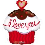 I love you Cupcake bestellen of bezorgen online