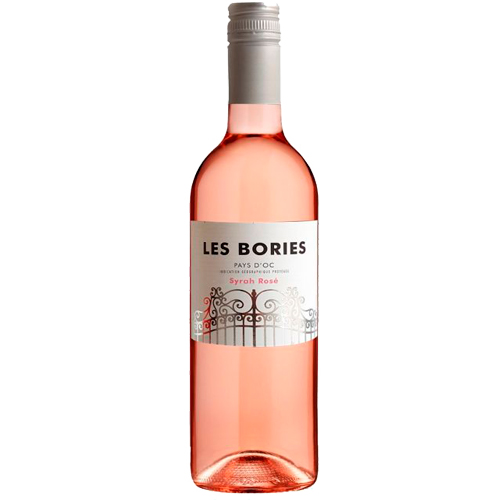 Les Bories Rosé bestellen of bezorgen online