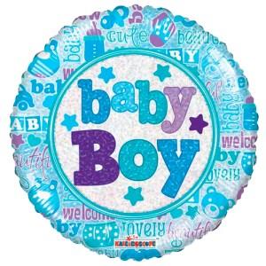 Little Baby Boy ballon bestellen of bezorgen online