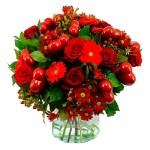 Love boeket rood bestellen of bezorgen online