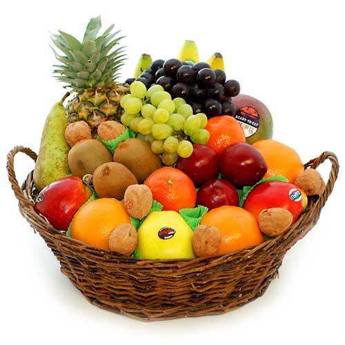 Mandje fruit 40cm bestellen of bezorgen online