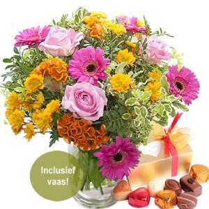 Moederdag Love Colorful bestellen of bezorgen online