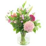 Veldboeket roze bestellen of bezorgen online