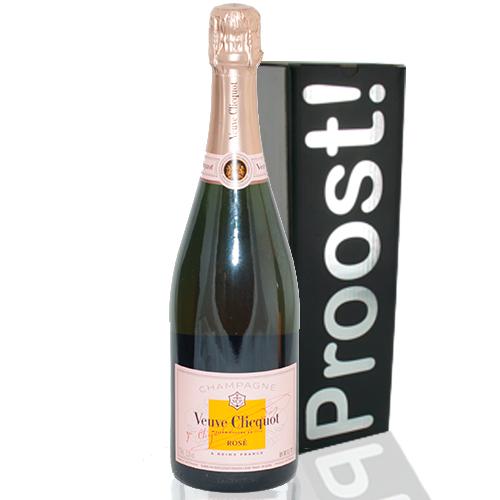 Veuve Clicquot Ponsardin Rosé bestellen of bezorgen online