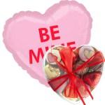 be mine met hart bonbons bestellen of bezorgen online