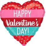 happy valentine's day stripes bestellen of bezorgen online