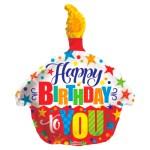 Happy Birthday to you Cupcake bestellen of bezorgen online