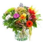 Najaarsboeket bont gekleurd bestellen of bezorgen online