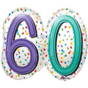 SuperShape Rainbow Birthday 60 bestellen of bezorgen online