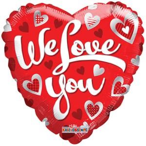 We love you bestellen of bezorgen online