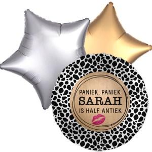 Ballonboeket sarah bestellen of bezorgen online