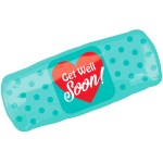Get Well Soon pleister ballon bestellen of bezorgen online