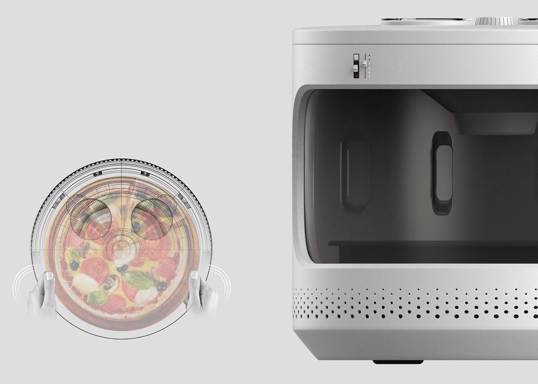 microwave oven design that makes sense