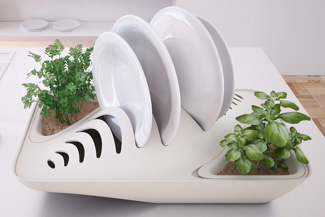 dish rack that is best at reclaiming