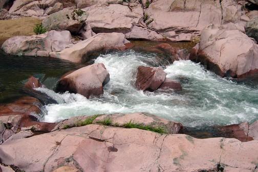 Castor River Shut-ins / Amidon Conservation Area