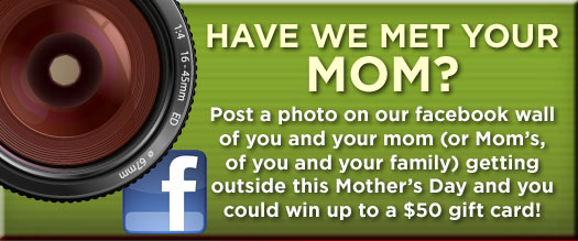 Alpine Shop's Mother's Day Photo Contest 2011