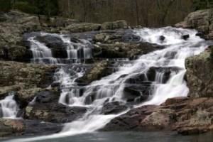Rocky Falls - Ozark National Scenic Riverways