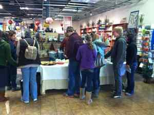 Alpine Shop's Customer Appreciation Day Brought out a Crowd