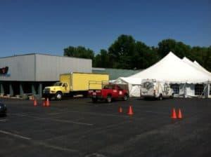 Swap Tent in Kirkwood, MO