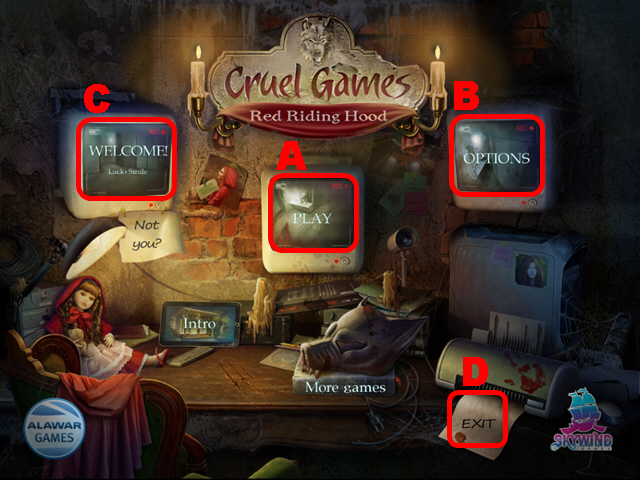 Giochi crudeli: Red Riding Hood
