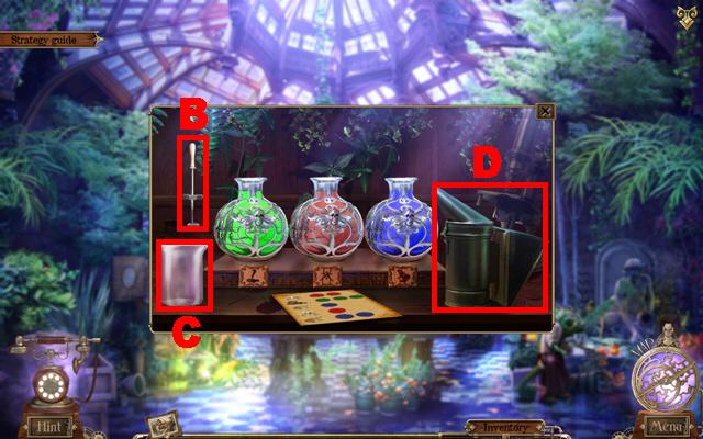 Detective misión: La zapatilla de cristal