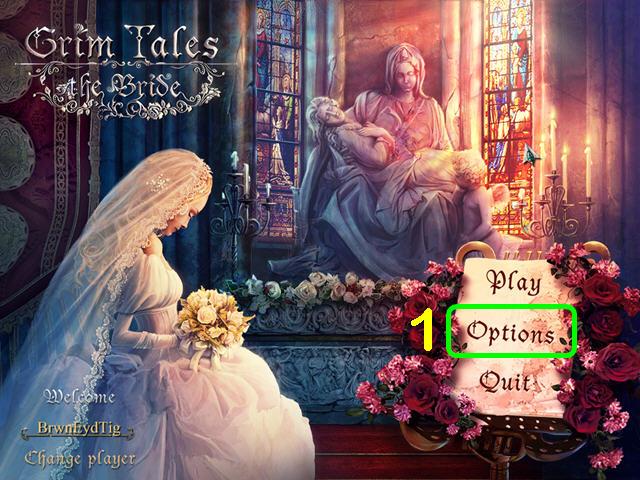 Grim Tales: La sposa