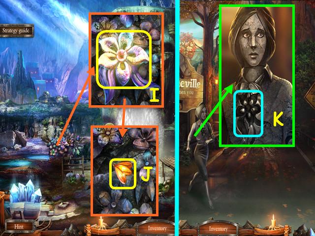 Grim Tales: The Stone Regina