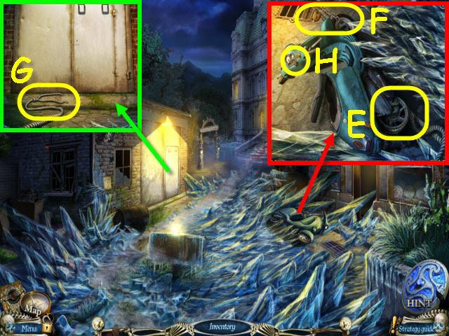 Hallowed Legends: Ship of Bones