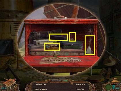 Hidden Expedition: Triangolo del Diavolo