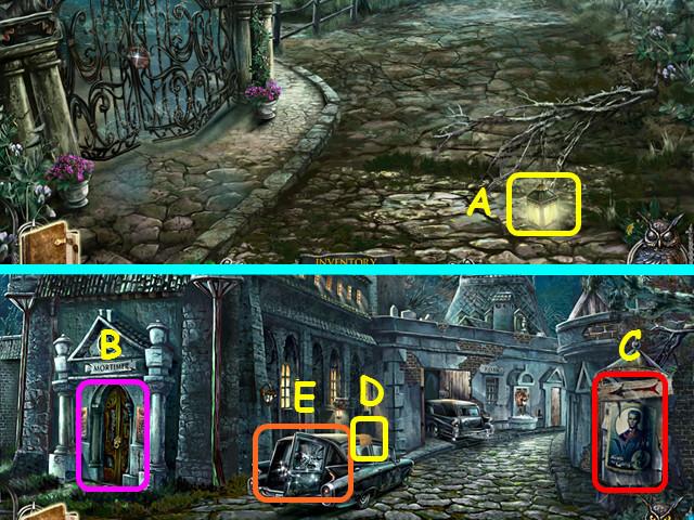 Patrimonio Mystery - Símbolo Espíritu