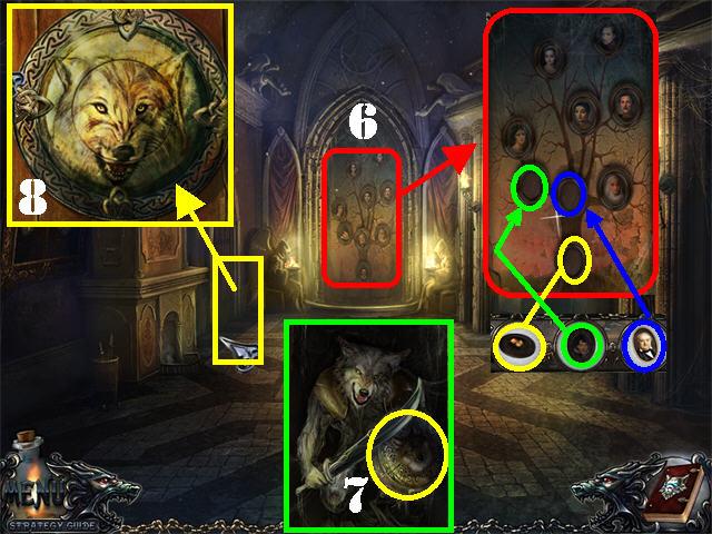 Ombra Misteri Wolf: Curse of the Full Moon