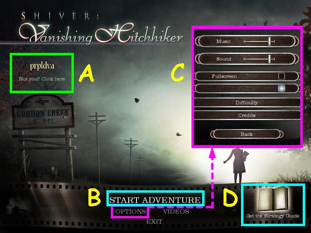 Shiver: Vanishing Hitchhiker