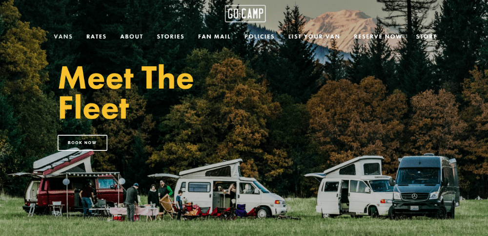 Van Life Test Drive: 5 Campervan Rental Companies in the PNW