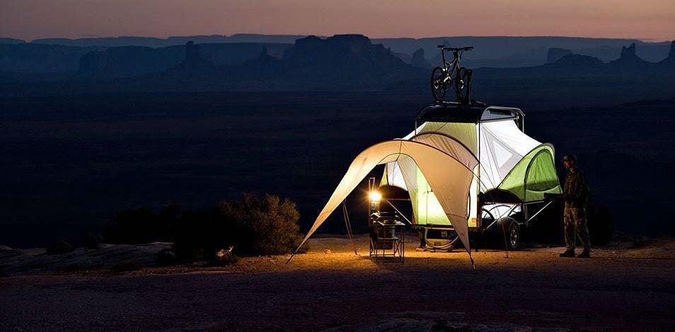 winter camping sylvan sport
