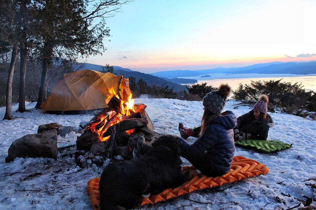 5 of the Best Options for Winter Camping Around New York City