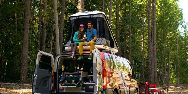 escape campervans review