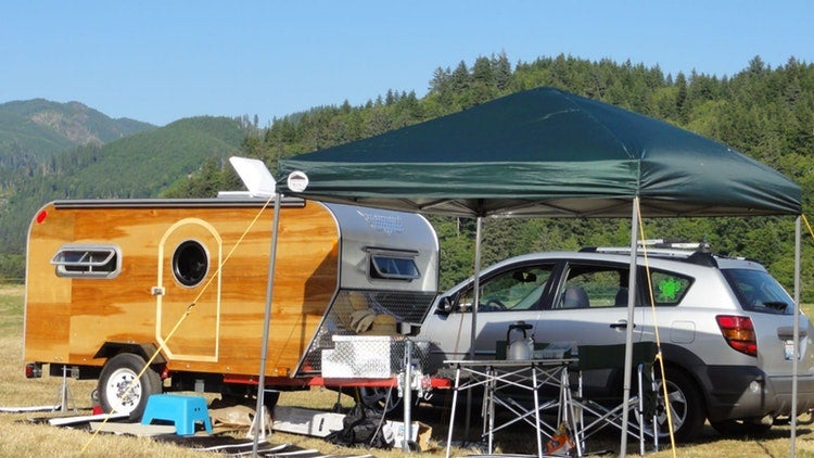 How to Use Portland Craigslist to Build Your Own Camper For