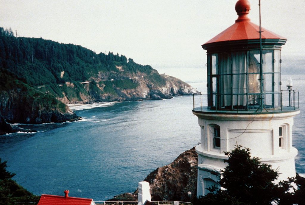 haunted campground Heceta Head Lighthouse