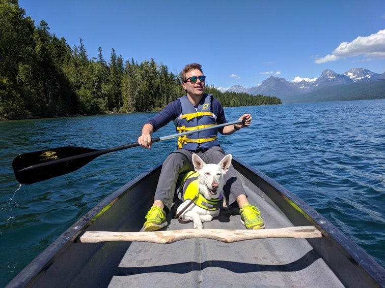 dog friendly campgrounds in montana