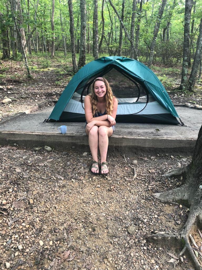 pilot mountain campgrounds in north carolina