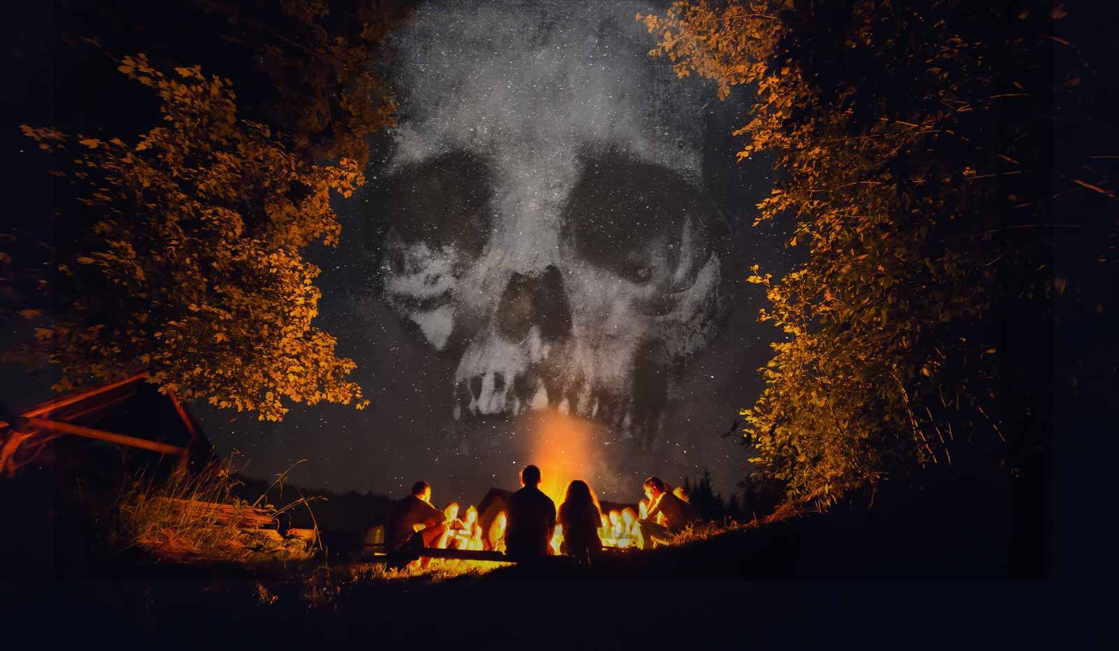 5 Scary Little Tales - Volume 1 - North Georgia Edition