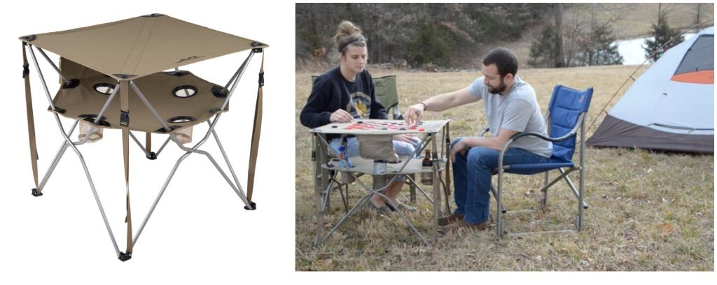 The APLS Mountaineering Eclipse Table