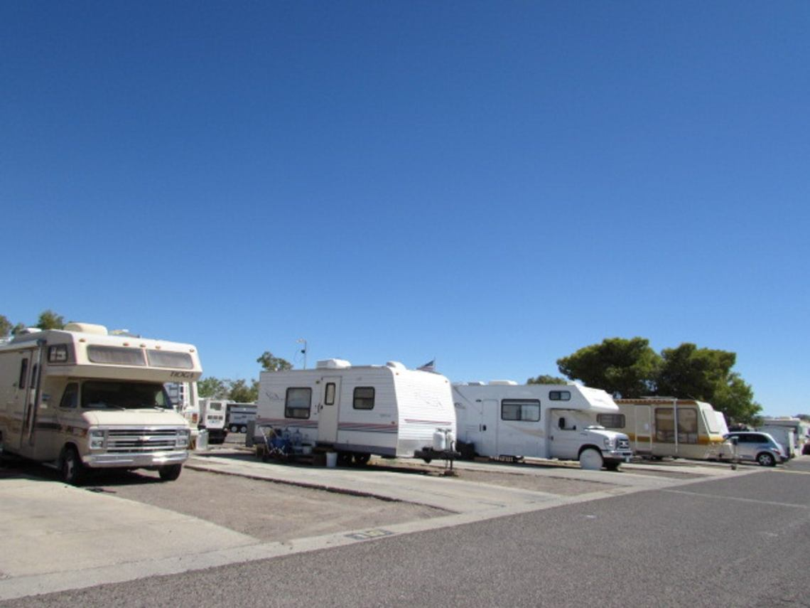 9 AMAZING Las Vegas RV Parks to Visit For Casino Camping Galore