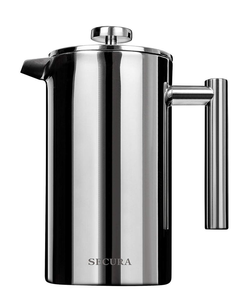 Secura French Press Coffee Maker — The Dyrt's Top Gifts Under $50