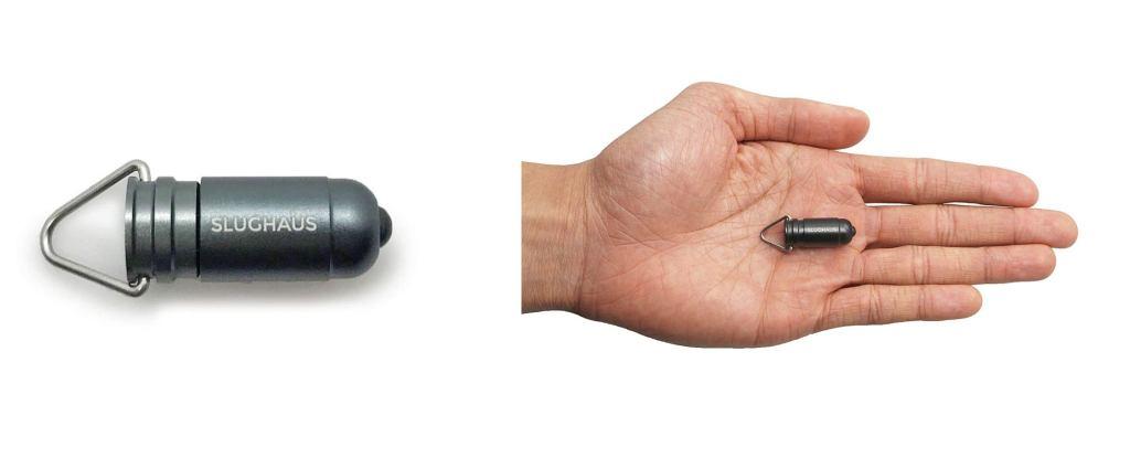 Slughaus Bullet Keychain Flashlight — The Dyrt's Top Gifts Under $50
