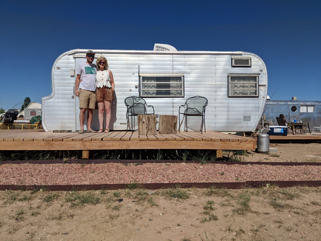 The Best Quirky Vintage Trailer Campgrounds Around the Country
