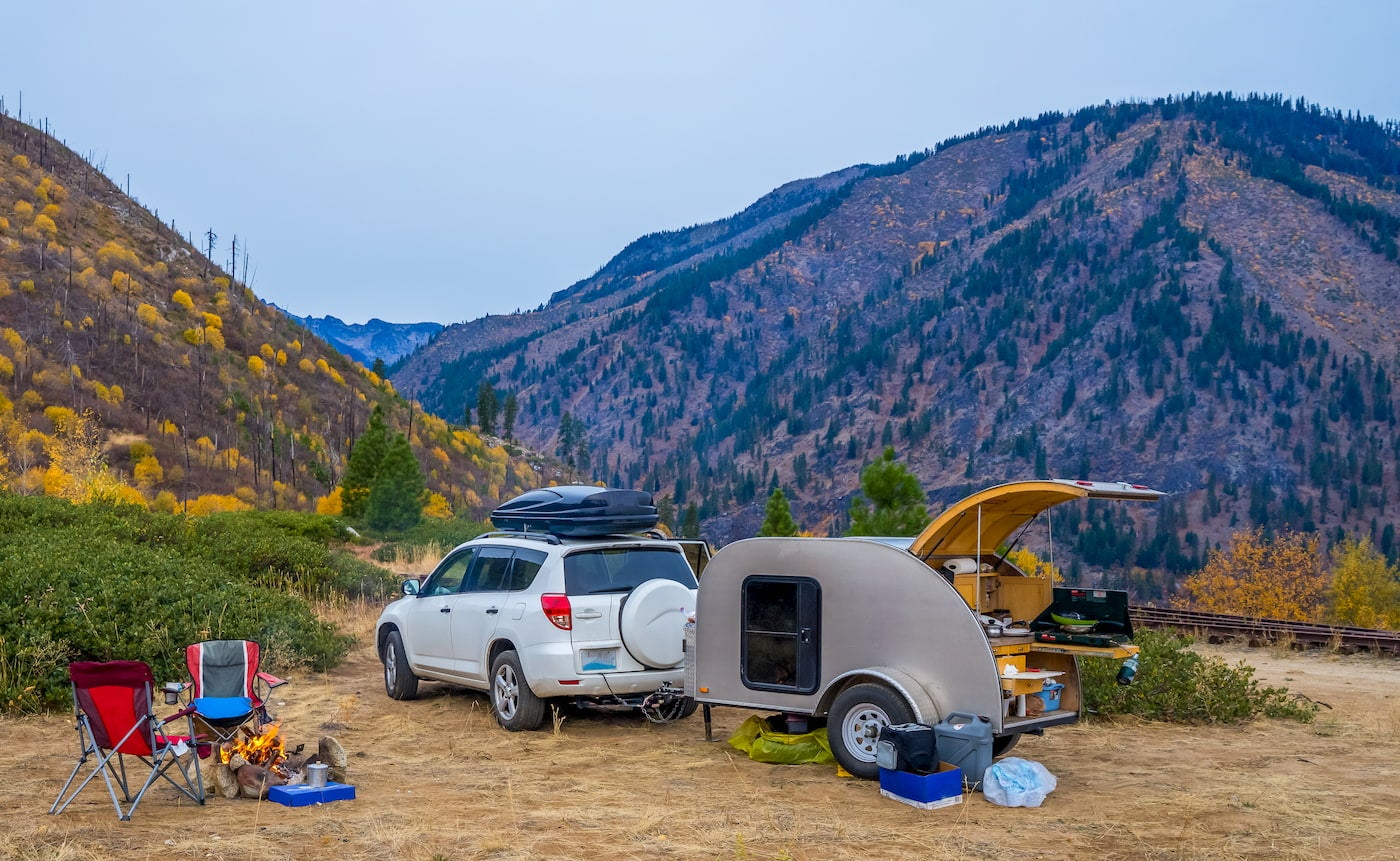 9 Small Camper Trailers You Can Pull with Almost Any Car