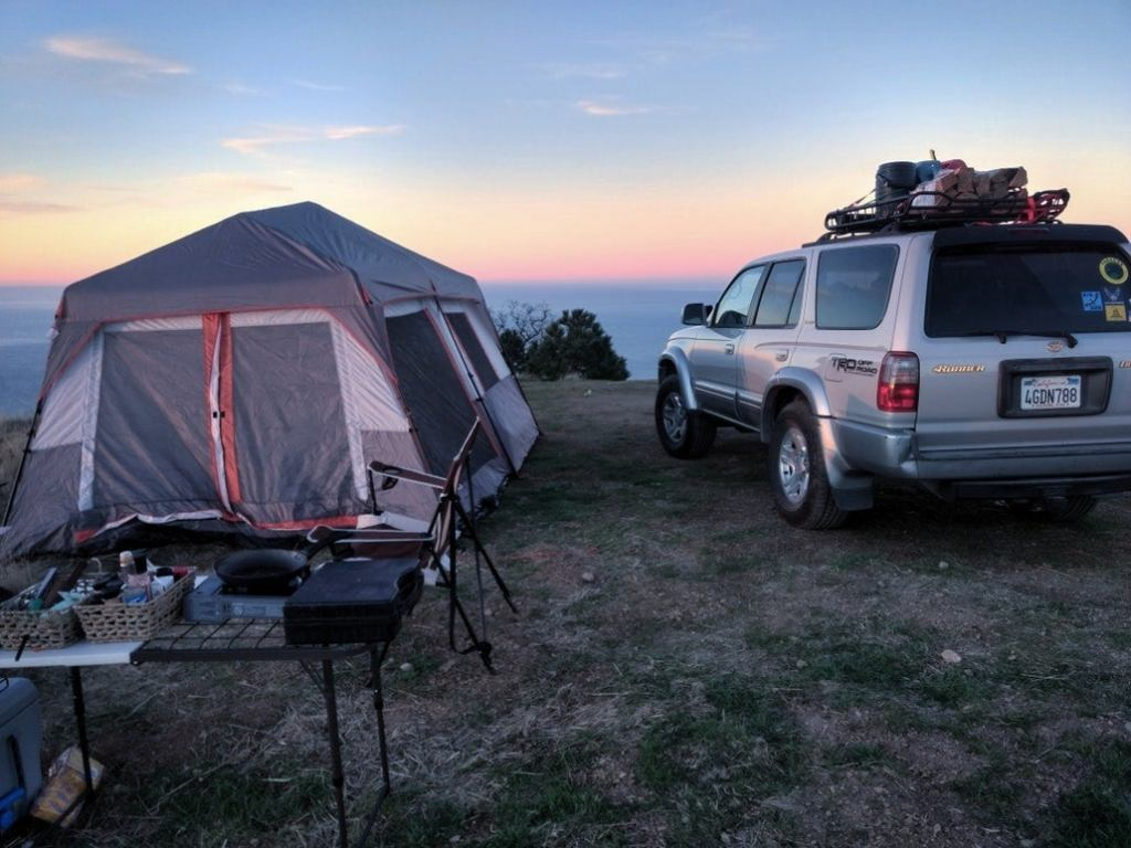 A Guide to Big Sur Camping: Where to Go and What to Do