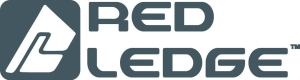the logo for red ledge